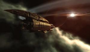 Abaddon battleship (Amarr)