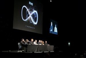 EVE Fanfest 2013 presentation
