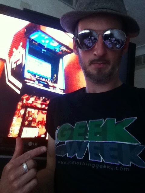 Dominic - Something Geeky Geek Of The Week