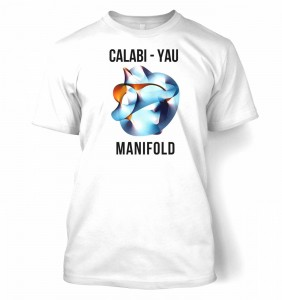 Jumbo Calabi Yau Manifold t-shirt
