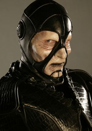 "Farscape's Scorpius - another ""grasshopper"""