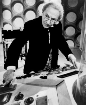 william hartnell doctor who