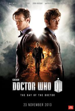 Doctor Who 50th anniversary special: Day of the Doctor