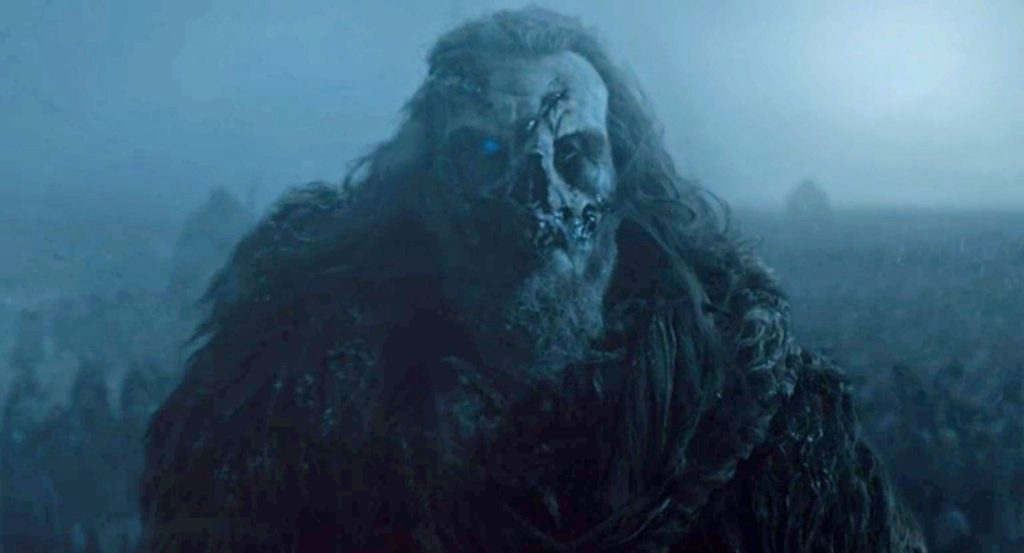 Giant White Walker