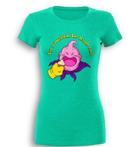 Majins muffins premium womens t-shirt