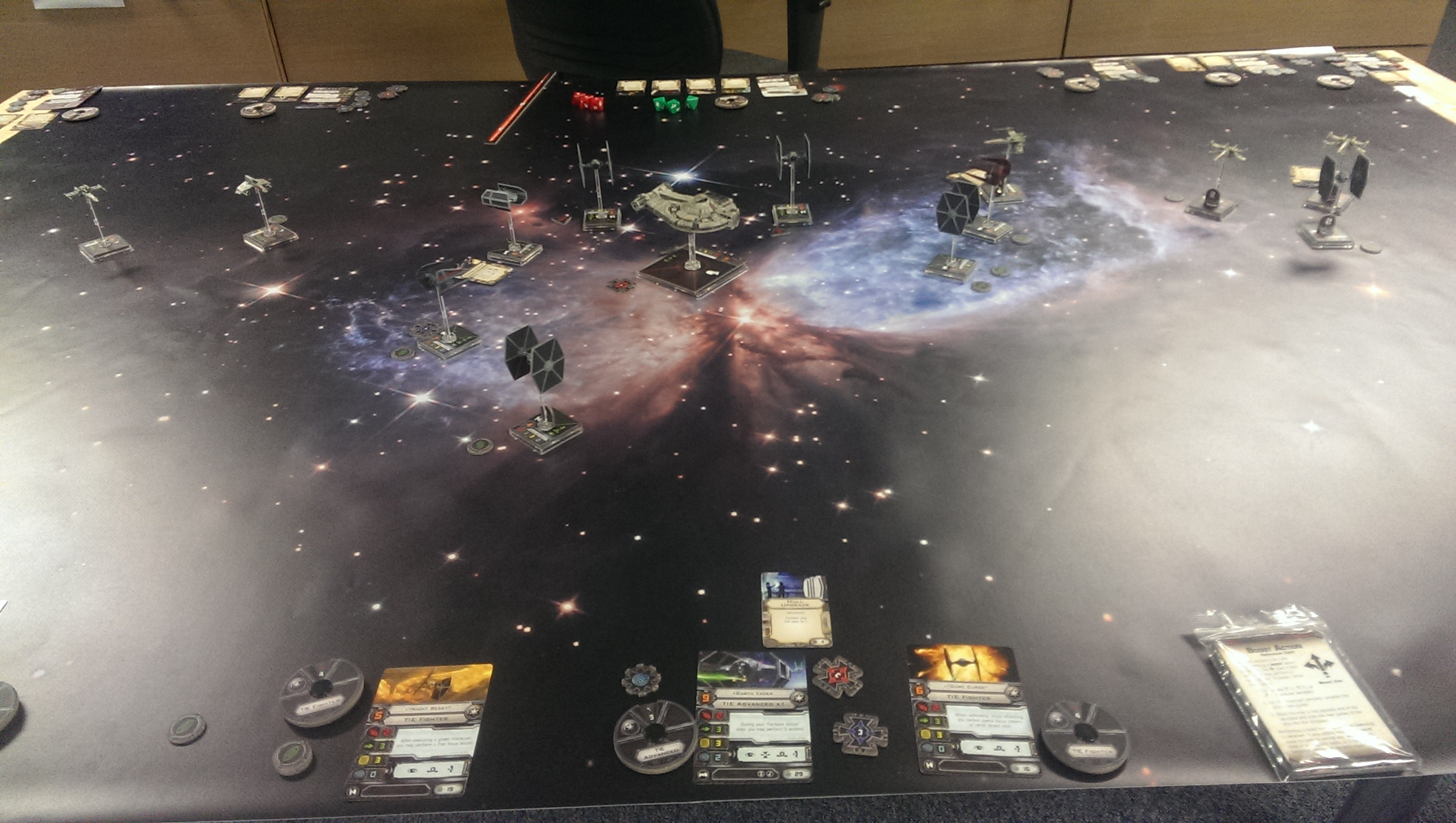 X-Wing playmat