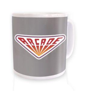 80s Arcade Sign mug