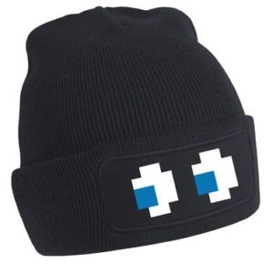 Ghost Eyes beanie