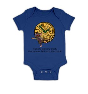 Hickory Dickory Doctor baby grow