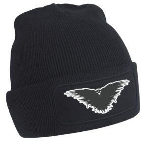 Three Eyed Crow beanie