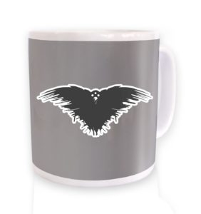 Three Eyed Crow mug